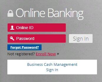 centennial bank login